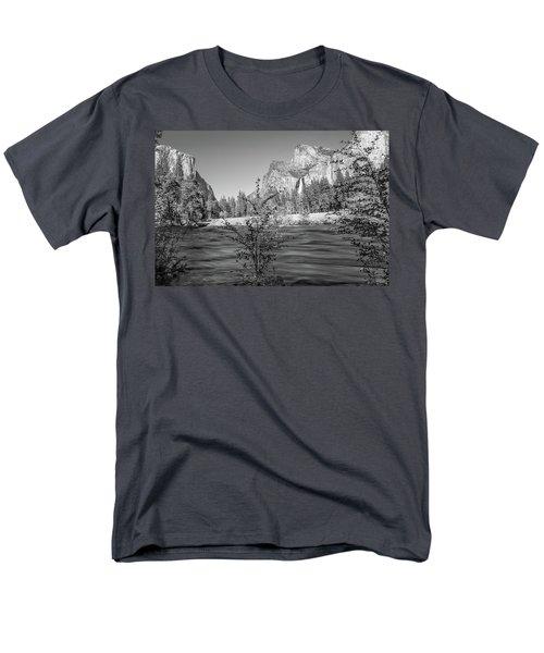 Flow Men's T-Shirt  (Regular Fit) by Ryan Weddle