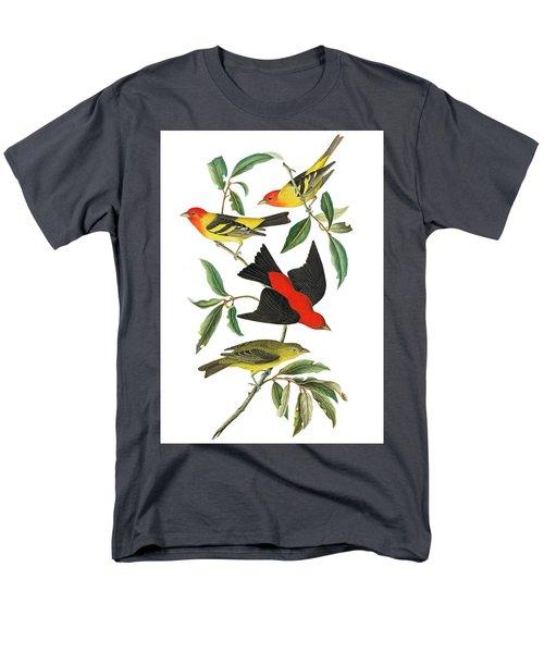 Men's T-Shirt  (Regular Fit) featuring the photograph Flying Away by Munir Alawi