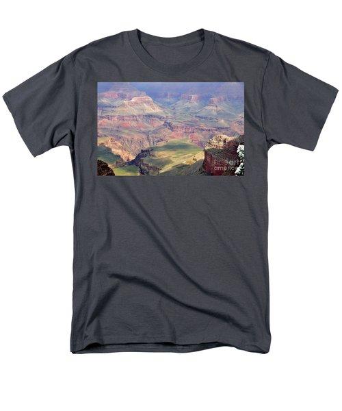Men's T-Shirt  (Regular Fit) featuring the photograph Grand Canyon 2 by Debby Pueschel