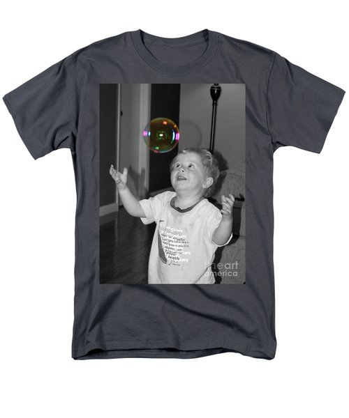 Men's T-Shirt  (Regular Fit) featuring the photograph Imagine by Robert Meanor