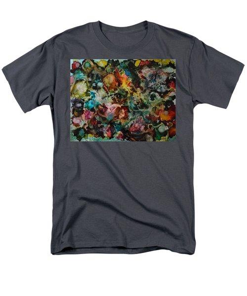 It's Complicated Men's T-Shirt  (Regular Fit) by Alika Kumar