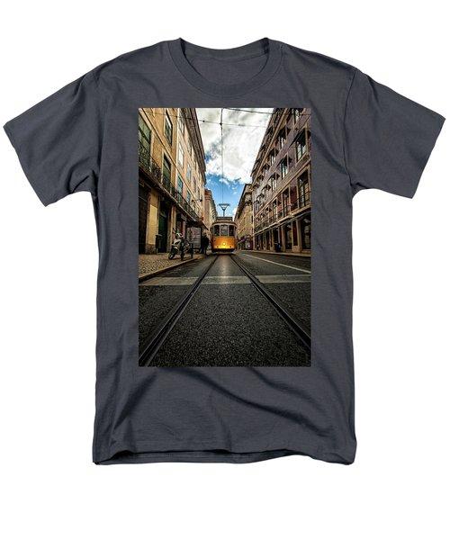 Men's T-Shirt  (Regular Fit) featuring the photograph Light by Jorge Maia