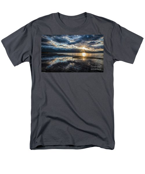 Light The Way Men's T-Shirt  (Regular Fit) by Mitch Shindelbower