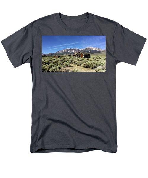 Little House Men's T-Shirt  (Regular Fit) by Joseph G Holland