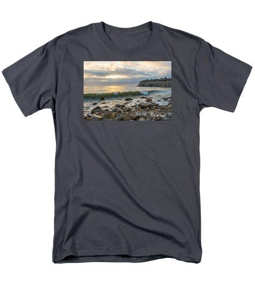 Lunada Bay Men's T-Shirt  (Regular Fit) by Ed Clark
