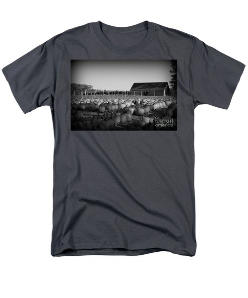Make Way For Pumpkins Men's T-Shirt  (Regular Fit) by Barbara Bardzik