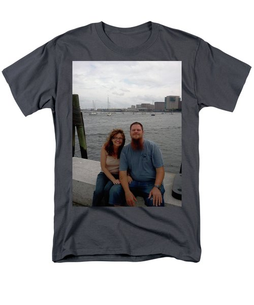 Men's T-Shirt  (Regular Fit) featuring the photograph me by Richie Montgomery