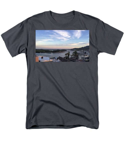 Men's T-Shirt  (Regular Fit) featuring the photograph Mexico Memories by Victor K