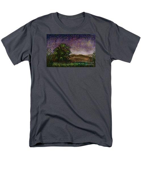 Midnight At The Oasis Men's T-Shirt  (Regular Fit)