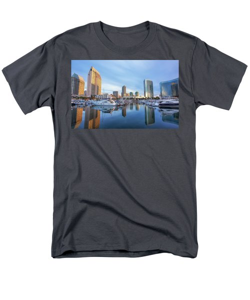 Morning Reflections Men's T-Shirt  (Regular Fit)