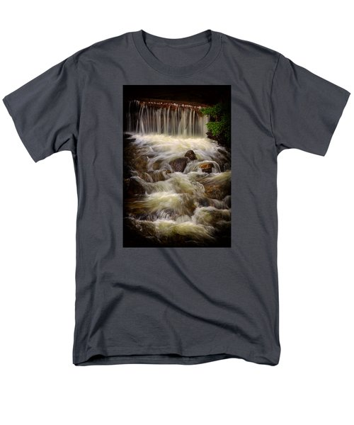 Montana High Country Men's T-Shirt  (Regular Fit) by Rick Furmanek