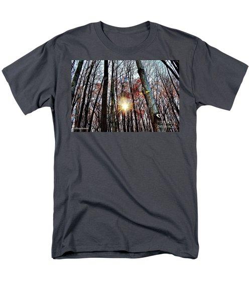 Nature Men's T-Shirt  (Regular Fit) by MaryLee Parker