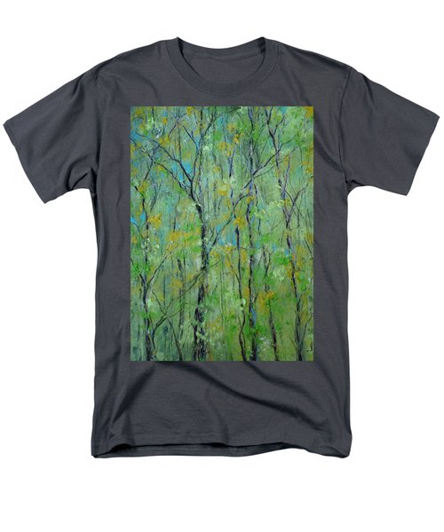 Awakening Of Spring Men's T-Shirt  (Regular Fit) by Robin Miller-Bookhout