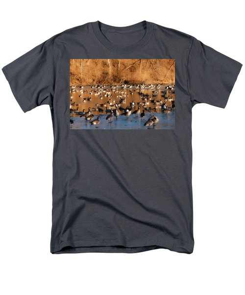 Open Water Men's T-Shirt  (Regular Fit) by Edward Peterson