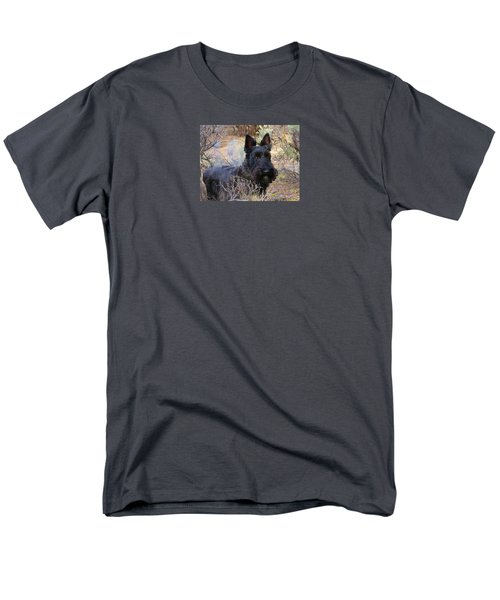 Men's T-Shirt  (Regular Fit) featuring the photograph Always Alert by Michele Penner