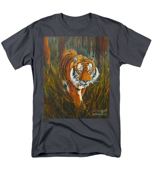 Out Of The Woods Men's T-Shirt  (Regular Fit) by Beatrice Cloake