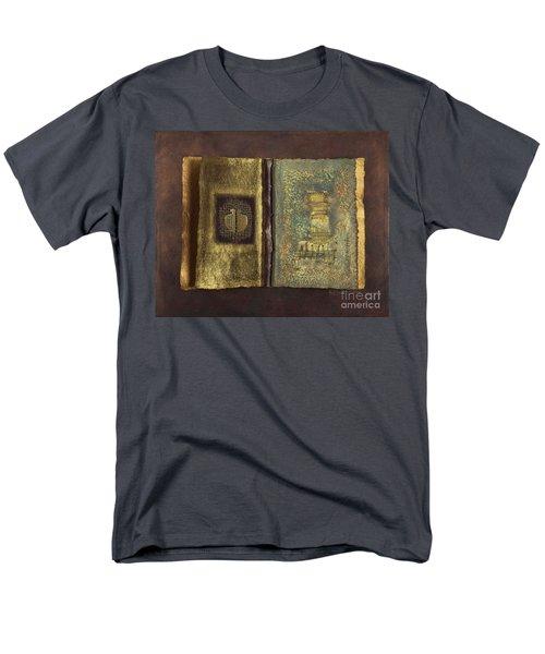 Page Format No 1 Transitional Series  Men's T-Shirt  (Regular Fit)
