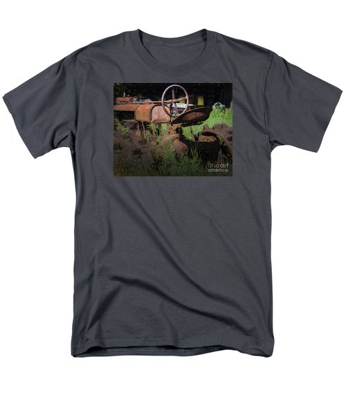 Men's T-Shirt  (Regular Fit) featuring the photograph Put Out To Pasture by JRP Photography
