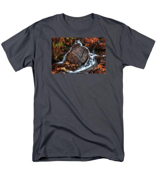 Quiet My Soul Men's T-Shirt  (Regular Fit) by Rick Furmanek