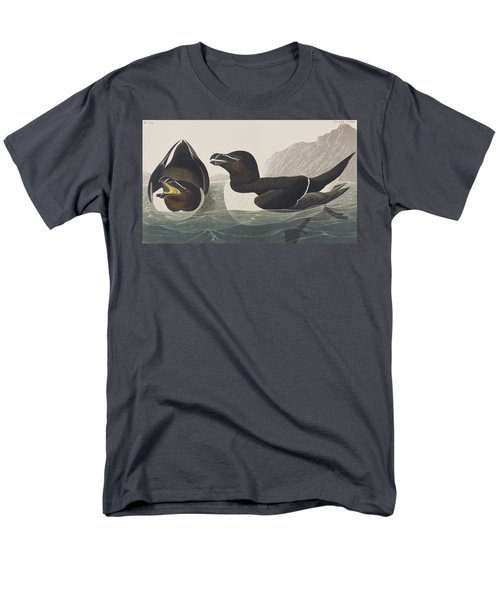 Razor Bill Men's T-Shirt  (Regular Fit) by John James Audubon