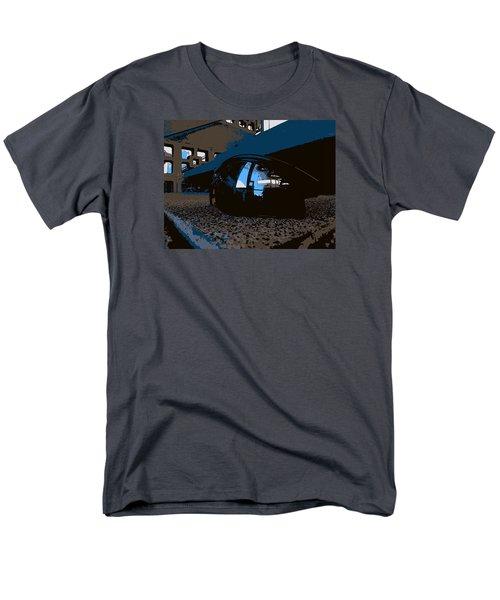 Reflections Men's T-Shirt  (Regular Fit) by John Rossman