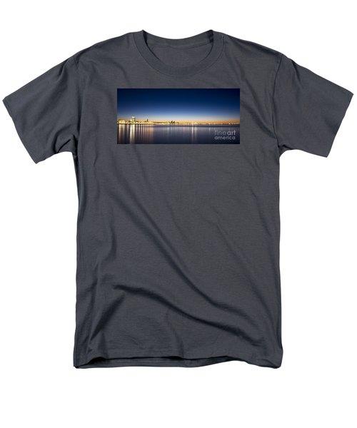 Reykjavik Iceland Men's T-Shirt  (Regular Fit) by Gunnar Orn Arnason