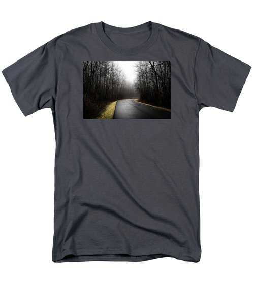 Roads To Nowhere Men's T-Shirt  (Regular Fit) by Celso Bressan