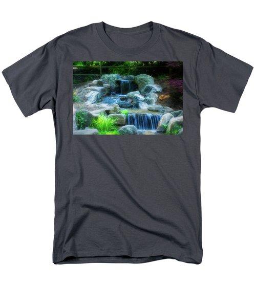 Rock Slide Men's T-Shirt  (Regular Fit)