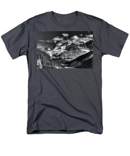 Rocky Mountain High Men's T-Shirt  (Regular Fit) by Wayne Sherriff