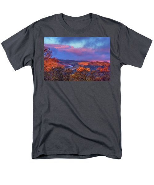 Sunrise Light Men's T-Shirt  (Regular Fit) by Marc Crumpler