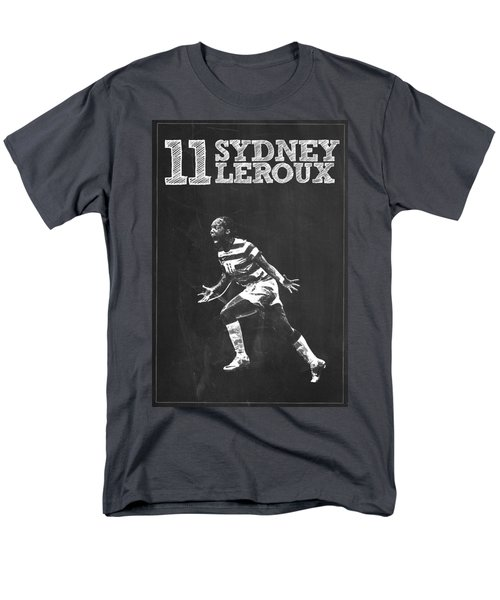 Sydney Leroux Men's T-Shirt  (Regular Fit) by Semih Yurdabak