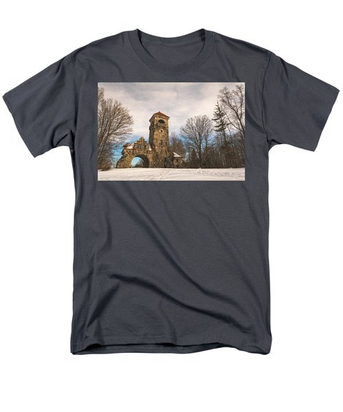 The Entrance Men's T-Shirt  (Regular Fit) by Angelo Marcialis