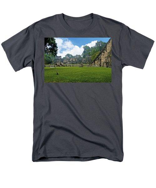 Tikal, Guatemala Men's T-Shirt  (Regular Fit) by Marius Sipa
