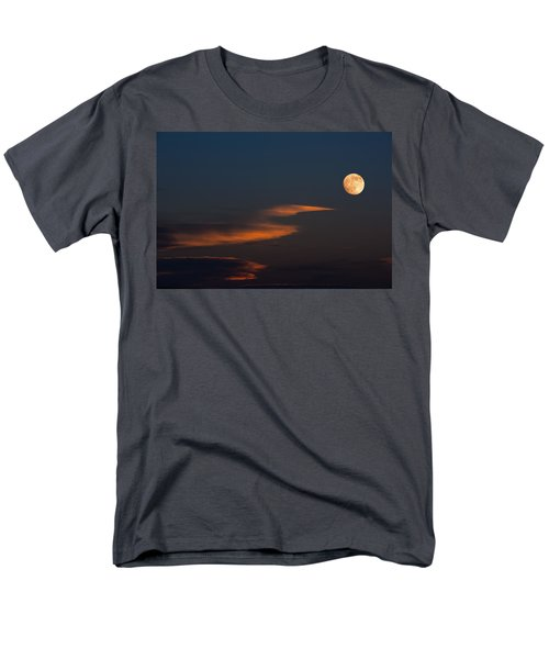 To The Moon Men's T-Shirt  (Regular Fit) by Don Spenner