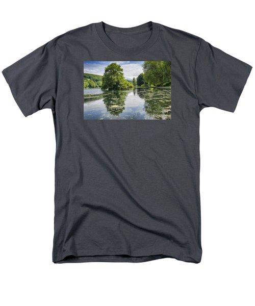 Tranquility Men's T-Shirt  (Regular Fit) by David  Hollingworth