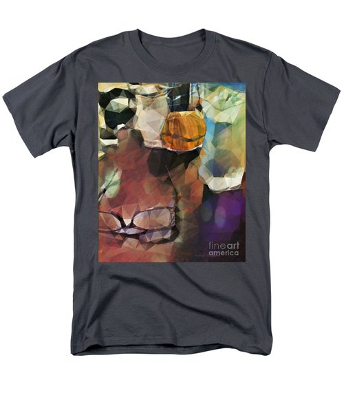Men's T-Shirt  (Regular Fit) featuring the photograph Waiting by Kathie Chicoine