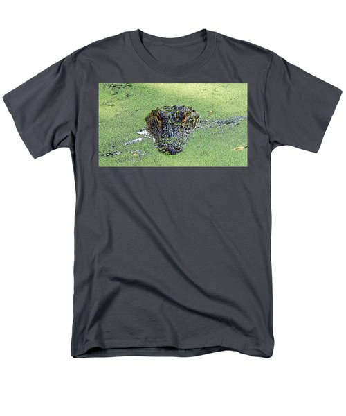 Watching You Men's T-Shirt  (Regular Fit) by Kenneth Albin
