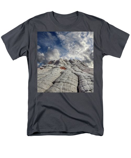 Where Heaven Meets Earth 2 Men's T-Shirt  (Regular Fit) by Bob Christopher