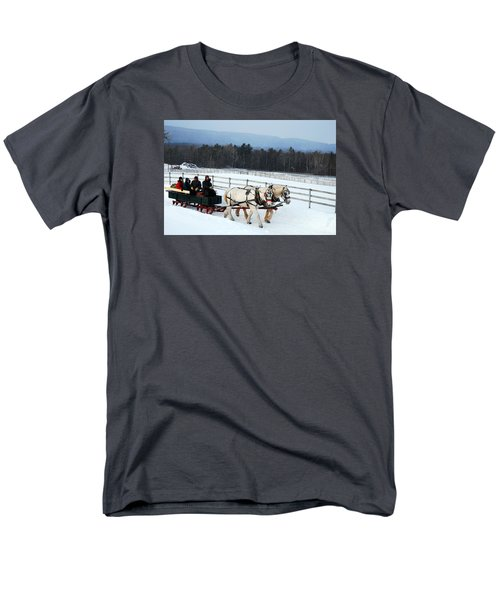 Winter Wonderland Men's T-Shirt  (Regular Fit)