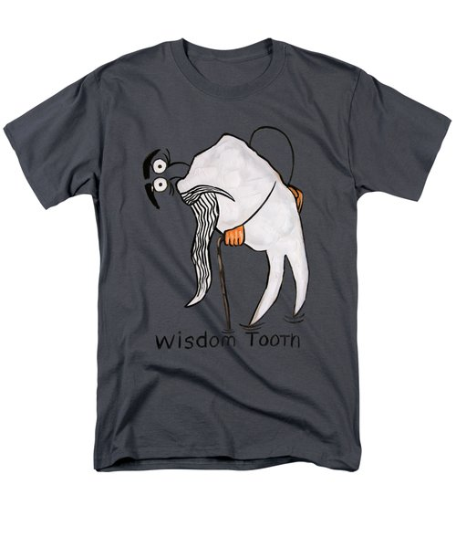 Wisdom Tooth Men's T-Shirt  (Regular Fit) by Anthony Falbo