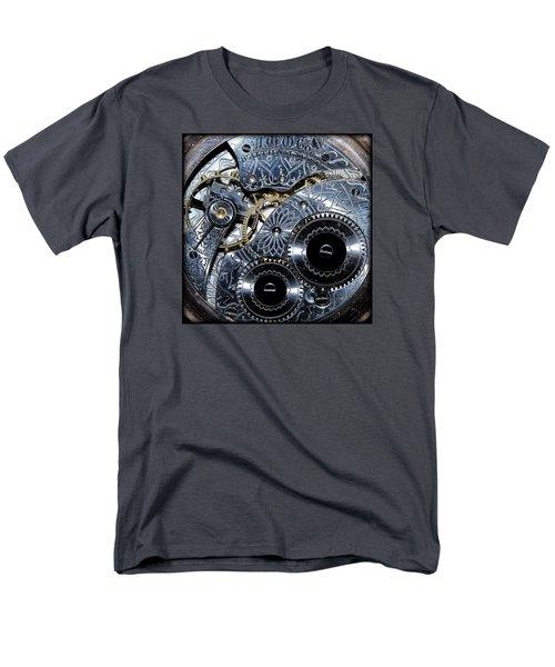 17 Jeweled Men's T-Shirt  (Regular Fit) by Tammy Schneider