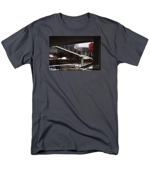 Men's T-Shirt  (Regular Fit) featuring the digital art 1903 by David Blank