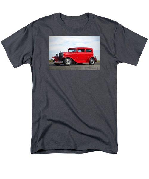 1930 Chevrolet Sedan Men's T-Shirt  (Regular Fit) by Tim McCullough