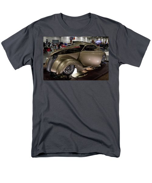 Men's T-Shirt  (Regular Fit) featuring the photograph 1937 Ford Coupe by Randy Scherkenbach