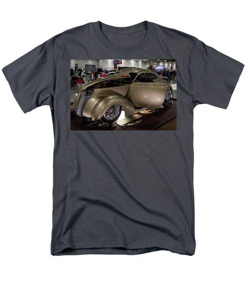 1937 Ford Coupe Men's T-Shirt  (Regular Fit) by Randy Scherkenbach