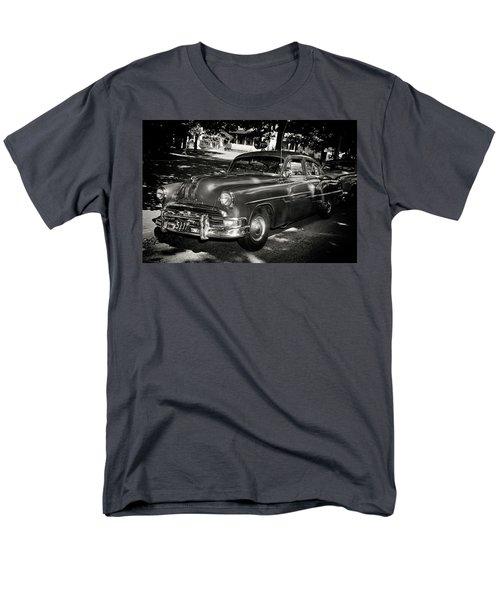 1940s Police Car Men's T-Shirt  (Regular Fit) by Paul Seymour