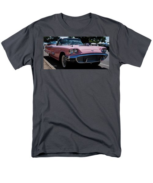 1959 Ford Thunderbird Convertible Men's T-Shirt  (Regular Fit) by Joann Copeland-Paul