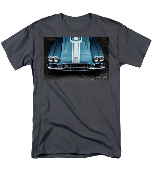 1960 Corvette Men's T-Shirt  (Regular Fit) by M G Whittingham