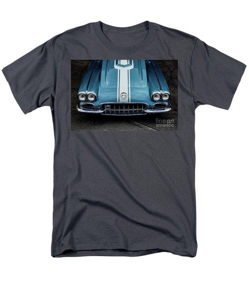 1960 Corvette Men's T-Shirt  (Regular Fit)