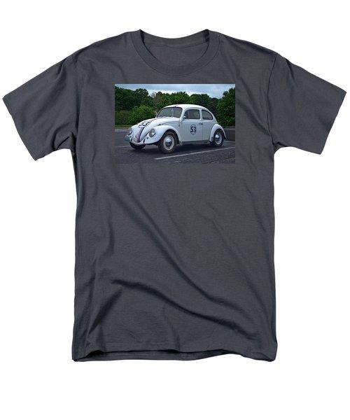 1963 Vw Herbie  Men's T-Shirt  (Regular Fit) by Tim McCullough